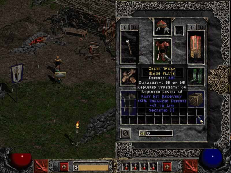 Diablo 2 Ii Hero Character Editor V 1.12 Download